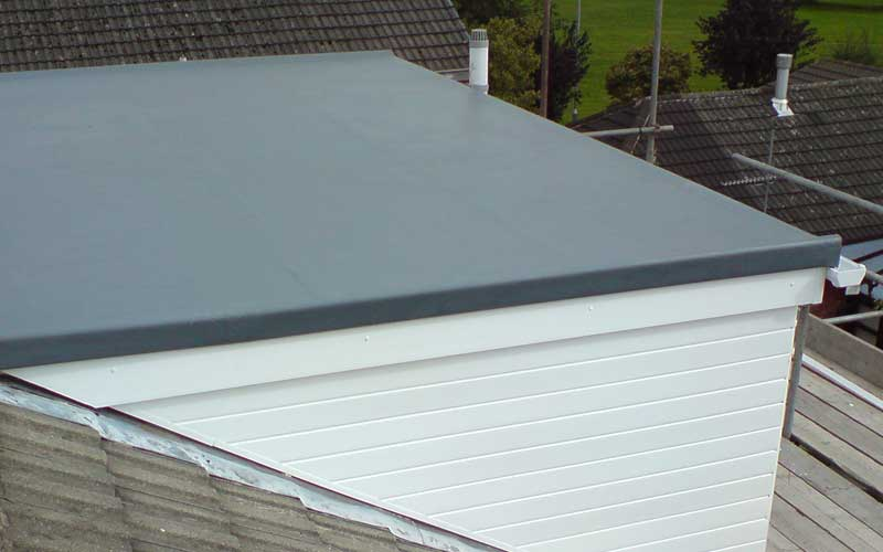 Fibreglass Roofs Sheffield