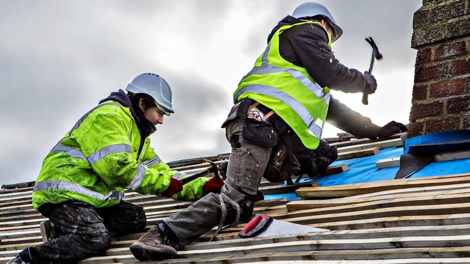 Looking for roofers in Sheffield