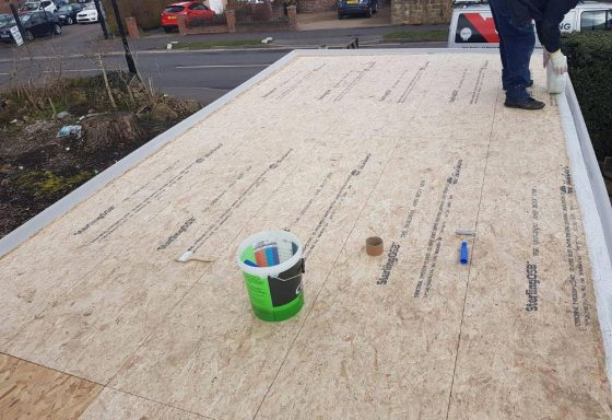 Rubber Roofs for garages